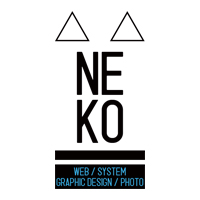 NEKO-design works-【JAPAN OSAKA // WebDesign+GraphicDesign+Photo+Programming…Other】
