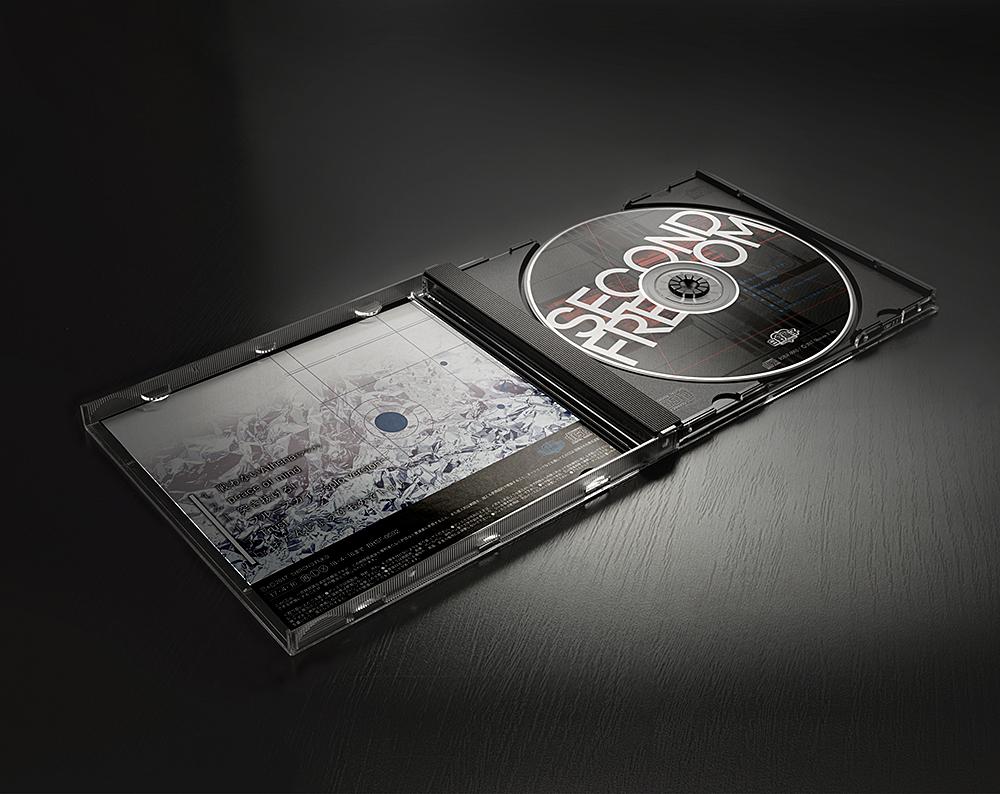音楽CDジャケット制作 実績
